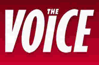 The Voice Logo - article about phobias
