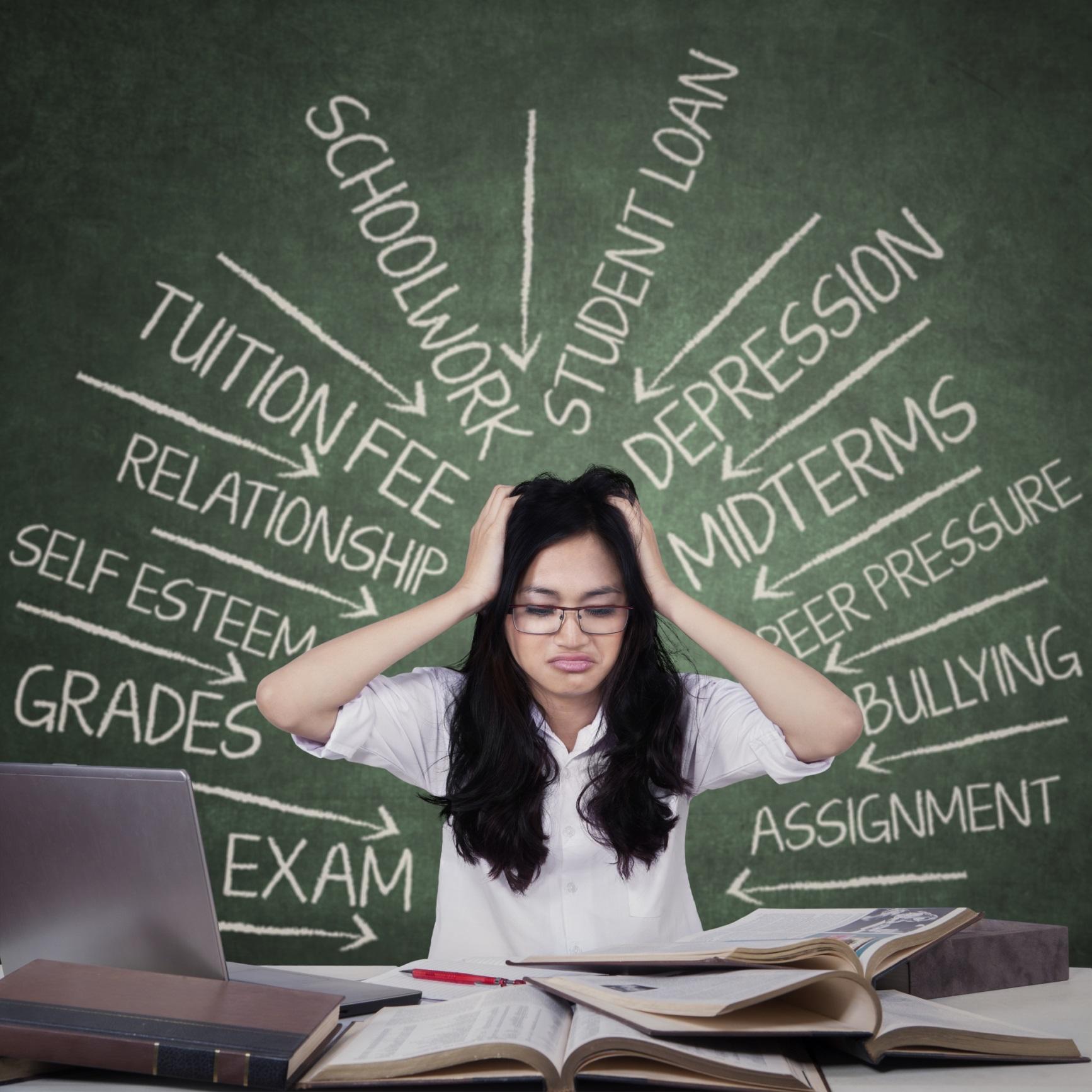 Undergraduate Mental Illness | Dramatic Rise in Student ...